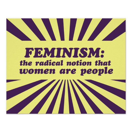 Source: http://www.zazzle.com.au/feminism+posters